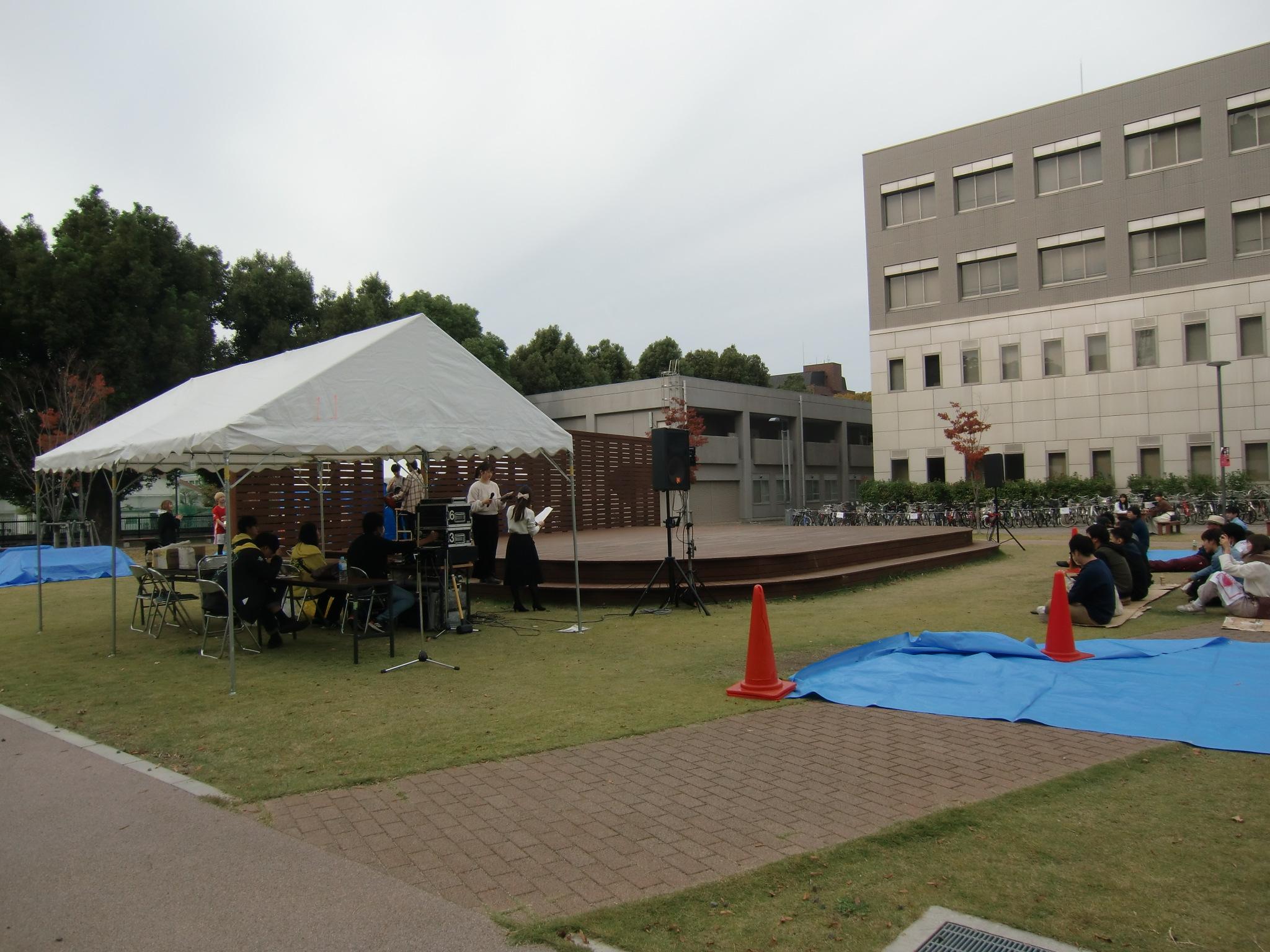 画像3:愛媛大学学生祭
